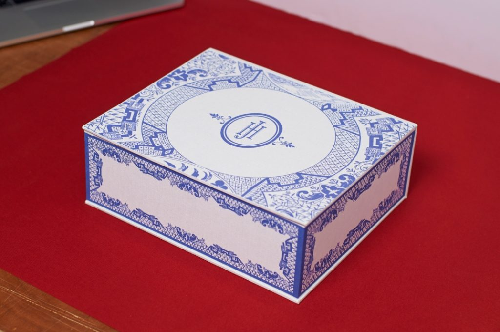 weddings, bella forte designs, custom, printed, clamshell box, guest book