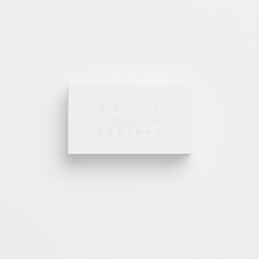 Business Card 1-Color