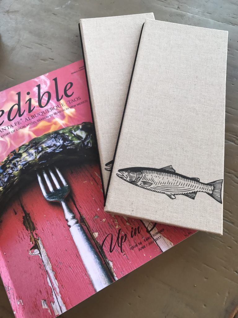 bellaforte designs, menu, custom, wine list, custom menu
